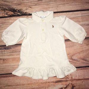 Ralph Lauren polo dress 9 Months
